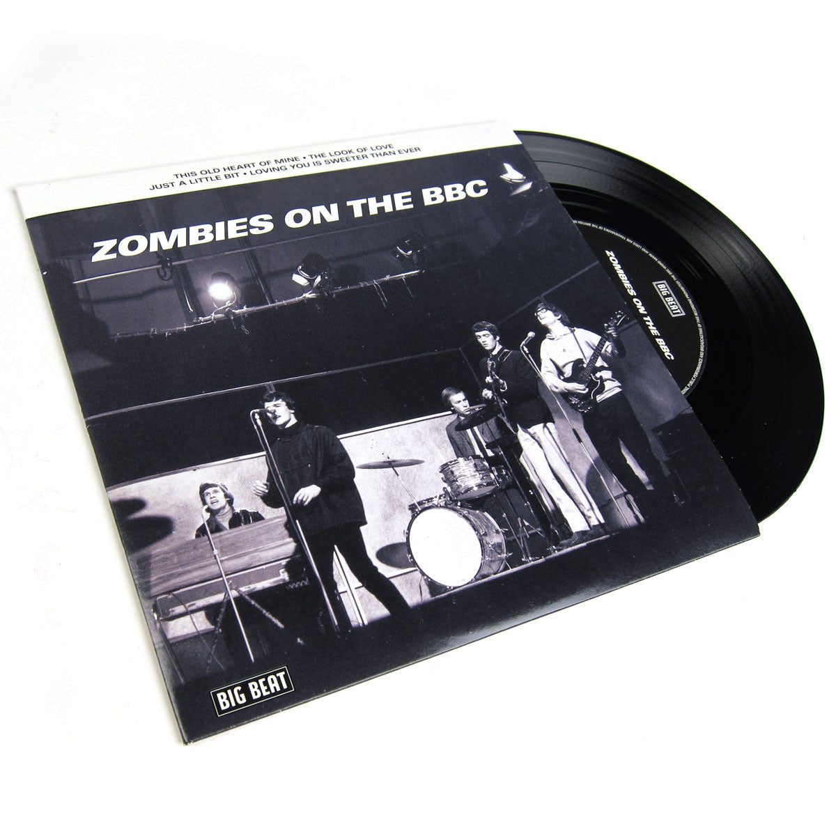 The Zombies: Zombies On The BBC Vinyl 7""