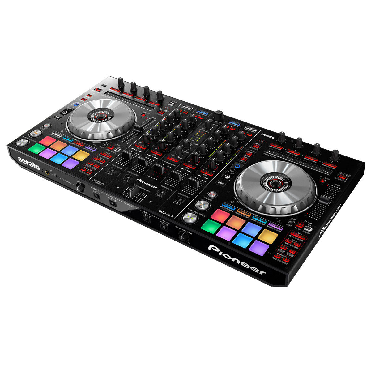 Pioneer: DDJ-SX2 Performance DJ Controller for Serato