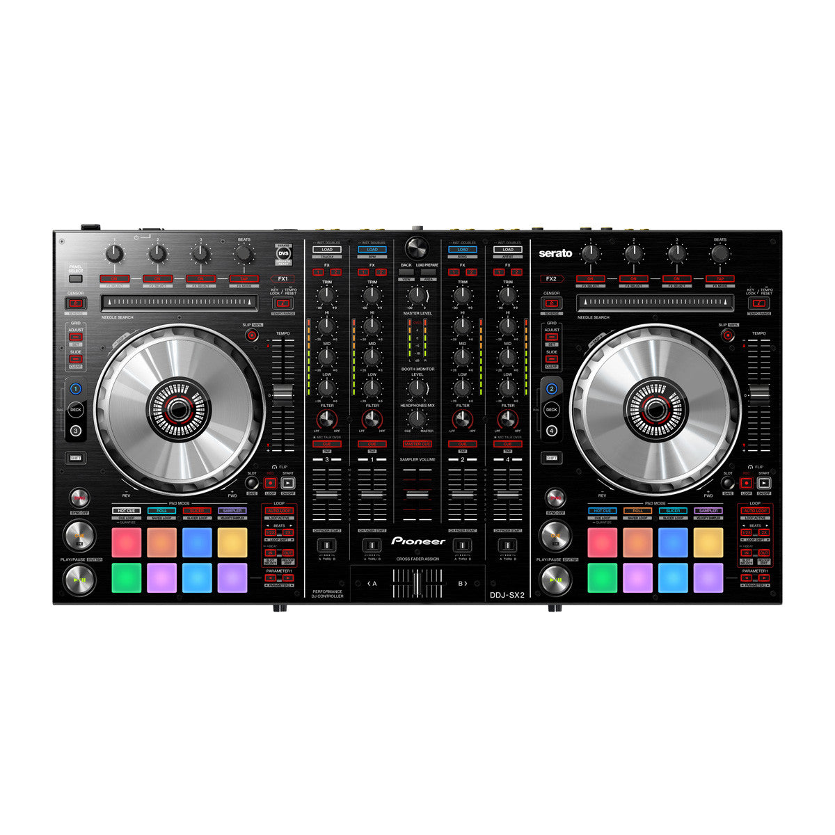 Pioneer: DDJ-SX2 Performance DJ Controller for Serato top
