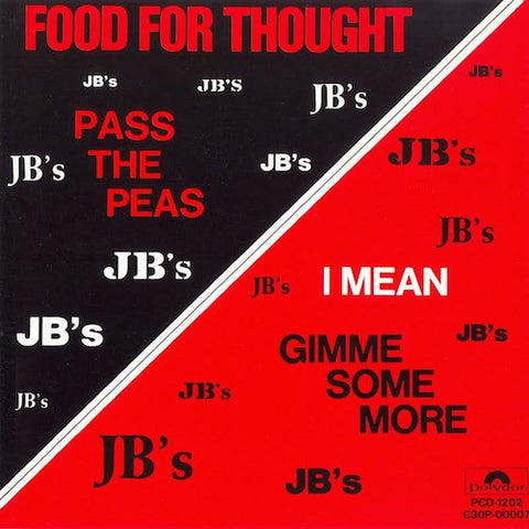 JBs: Food For Thought (James Brown) LP