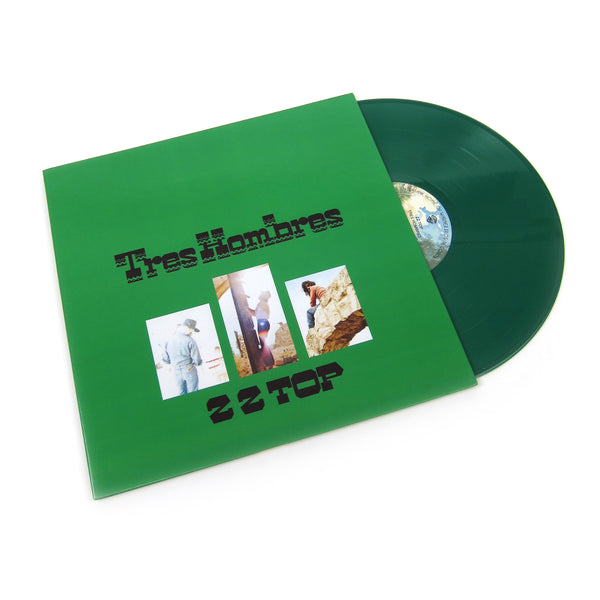 ZZ Top: Tres Hombres (Colored Vinyl) Vinyl LP