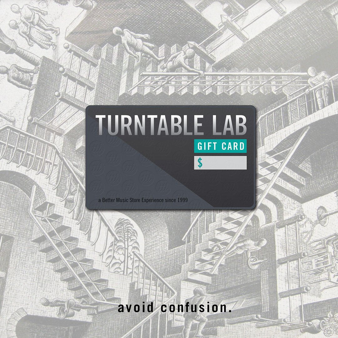 Turntable Lab Gift Cards