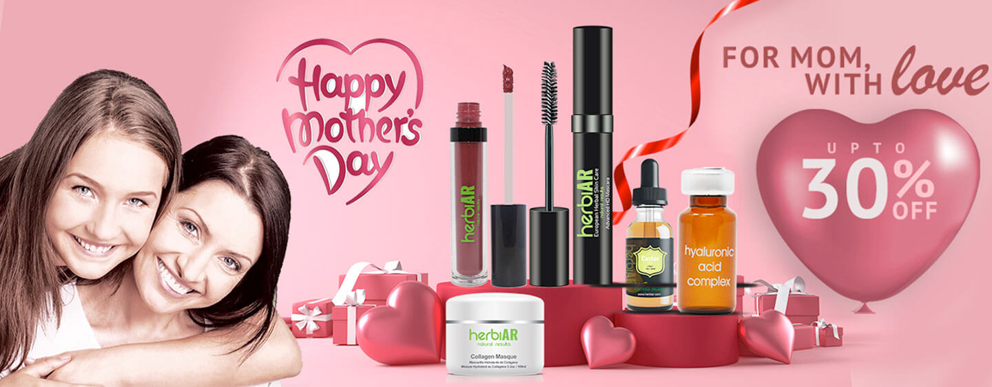 Skincare products for mothers