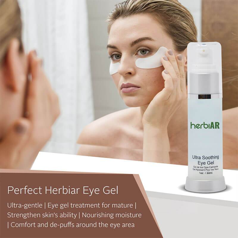 Under eye gel for dark circles