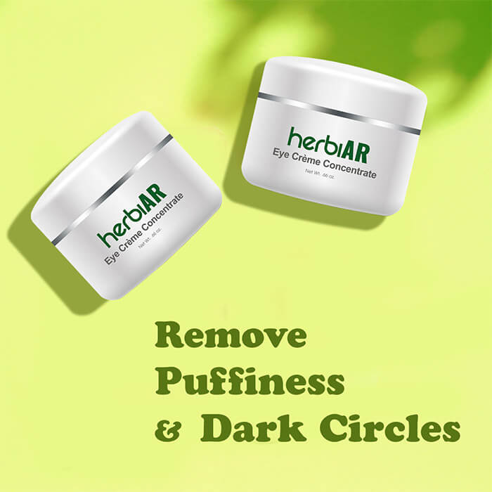 Remove puffiness & dark circles