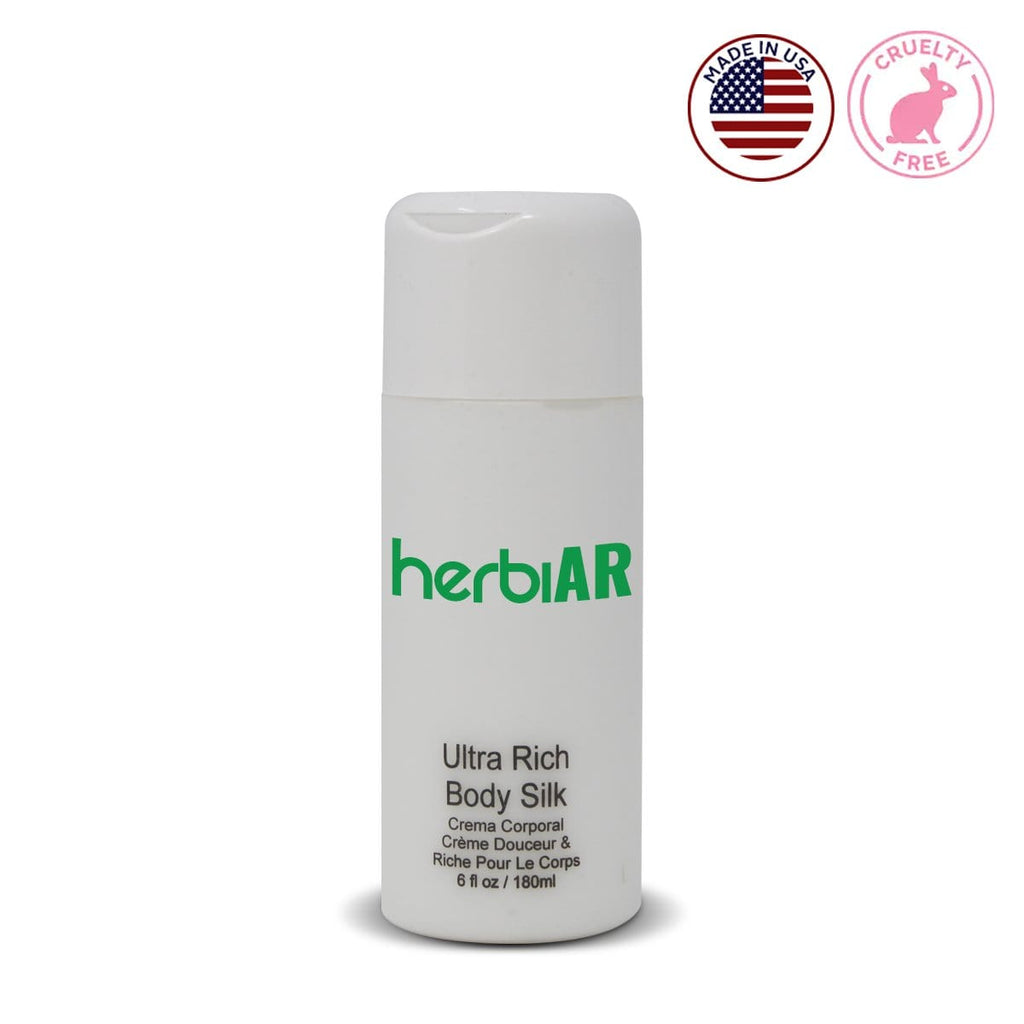 Ultra Rich Body Silk - 180ml - Herbiar
