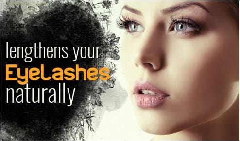 Lengthens Your Eyelashes Naturally