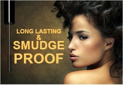 Long Lasting and Smudge Proof Mascara