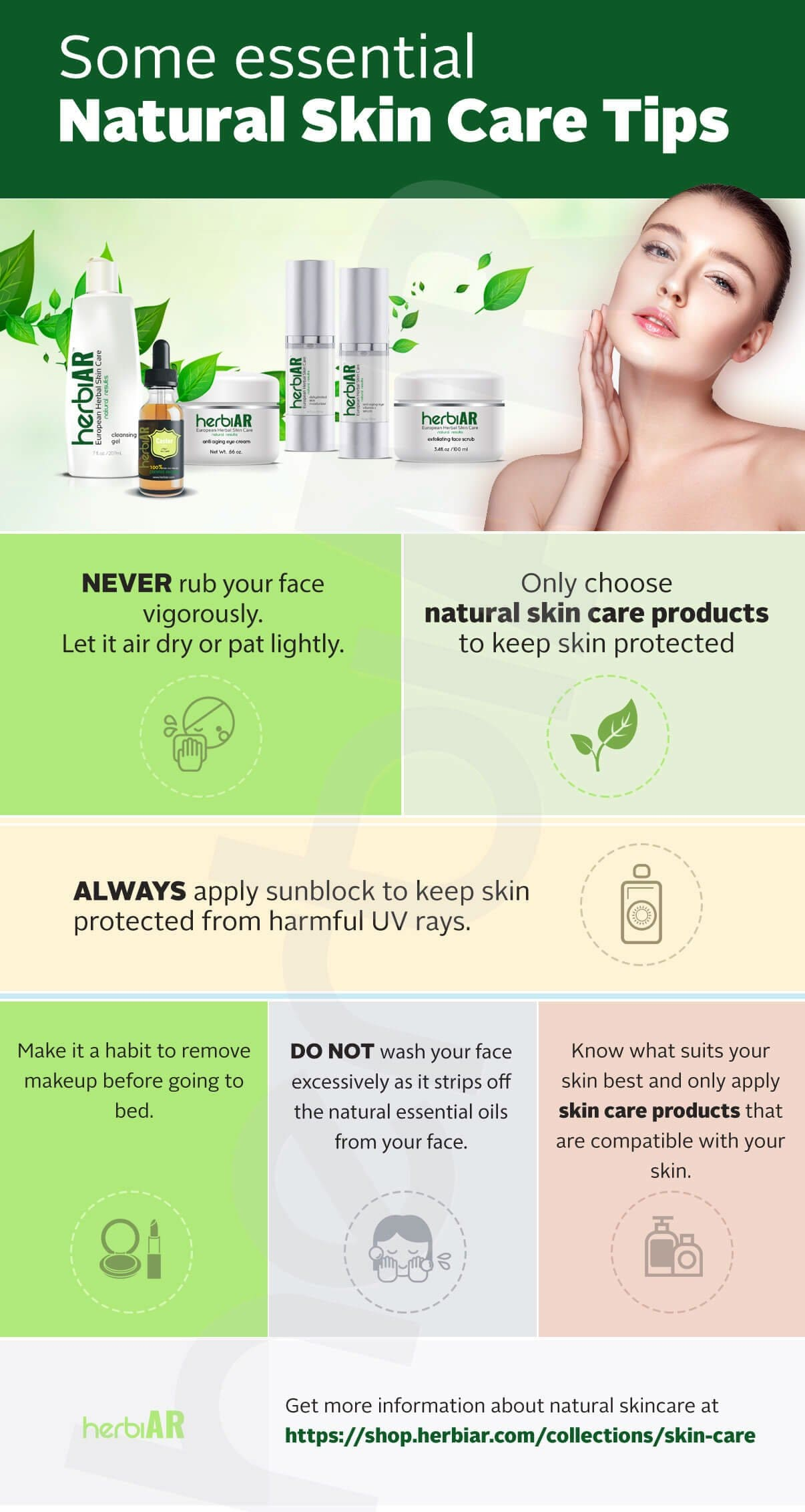 Some essential Natural Skin Care Tips
