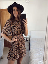 Load image into Gallery viewer, Mimi Leopard Print Dress