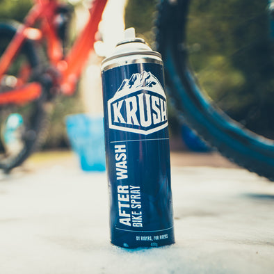 KRUSH After Wash Bike Spray