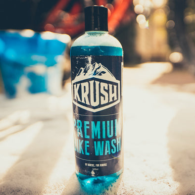 KRUSH Premium Bike Wash