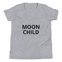 Load image into Gallery viewer, Moon Child Kids Short Sleeve T-Shirt