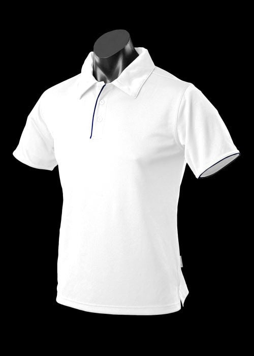 Yarra Polo - White