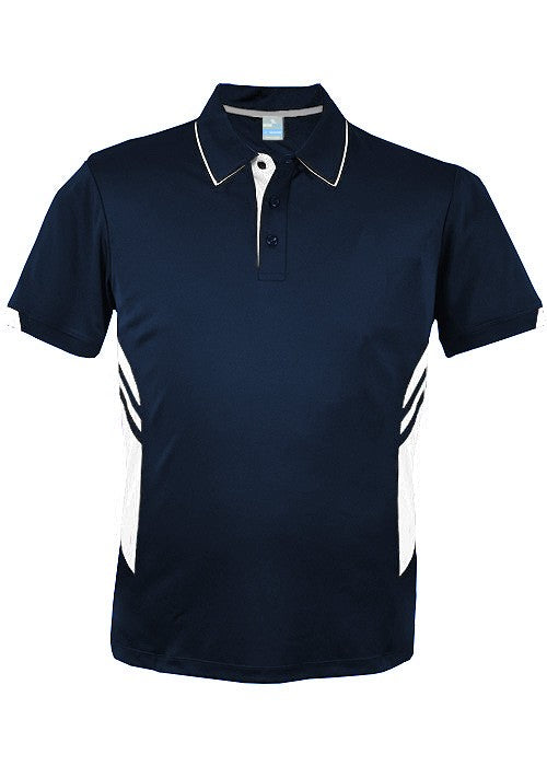 Tasman Polo - Navy/White