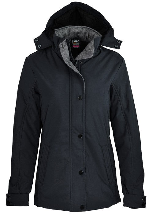 Ladies Parklands Jacket - Black
