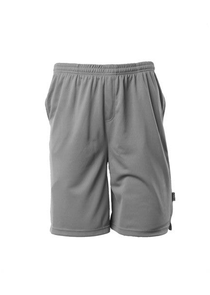 Mens Sports Training Shorts - Charcoal