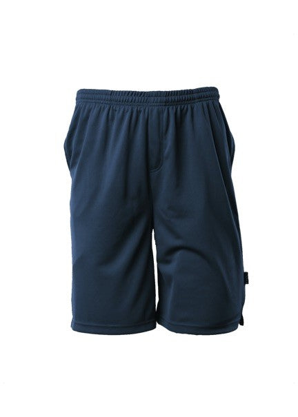Mens Sports Training Shorts - Navy