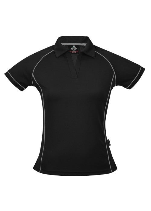 Endeavour Polo - Black