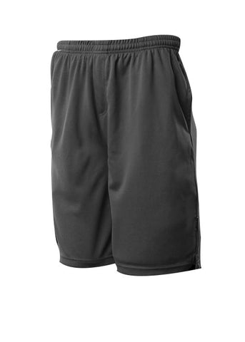 Kids Sports Shorts - Black