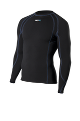 ISC Aqua Mens Longsleeve Compression Top