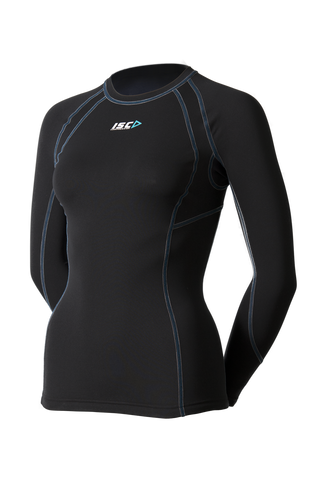 ISC Ladies Aqua Compression L/S Top