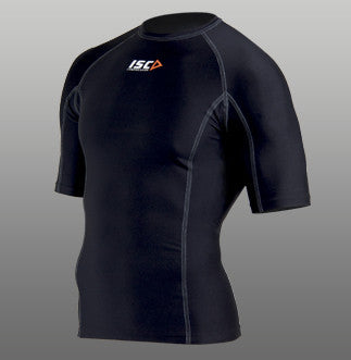 Mens Shortsleeve Compression Top