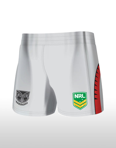 NZ Warriors Alt Supporters Shorts