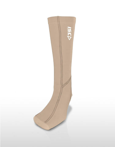 ISC Unisex Compression Calf Socks - Skin