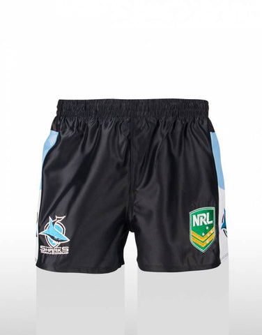 Cronulla Sharks Kids Shorts