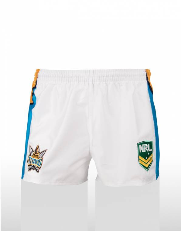 Gold Coast Titans Kids Home Shorts