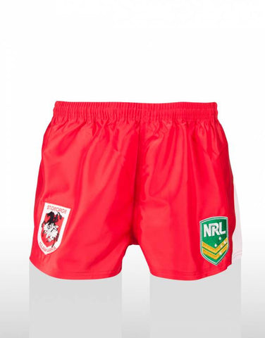 St George Dragons Supporter Away Shorts