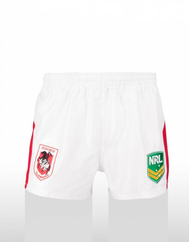 St George Dragons Supporter Home Shorts