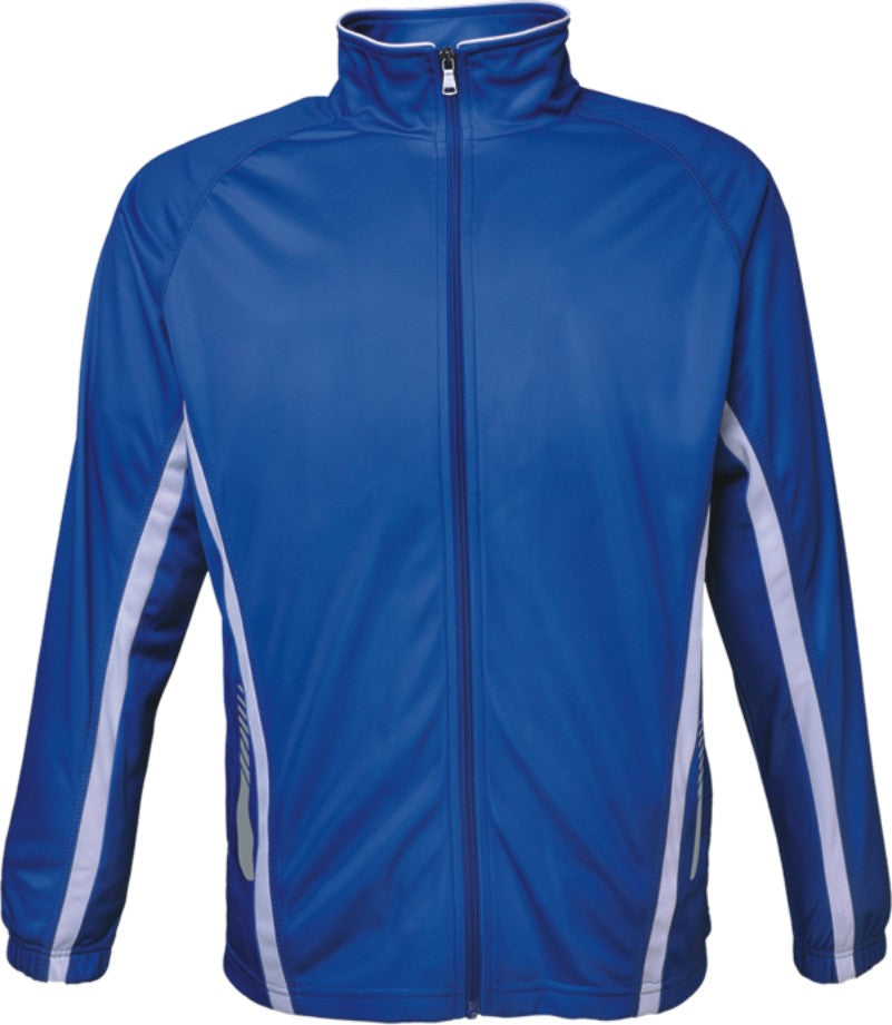 Elite Sports Jacket - Royal/White
