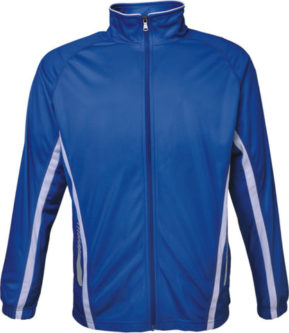 Kids Elite Sports Jacket - Royal/White