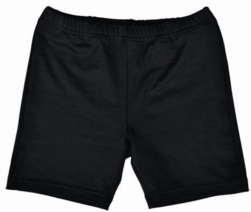 Kids Gym Shorts - Black