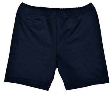 Kids Gym Shorts - Navy