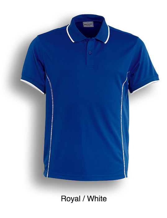 Essentials Polo - Royal/White