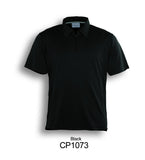 Golf Polo - Black