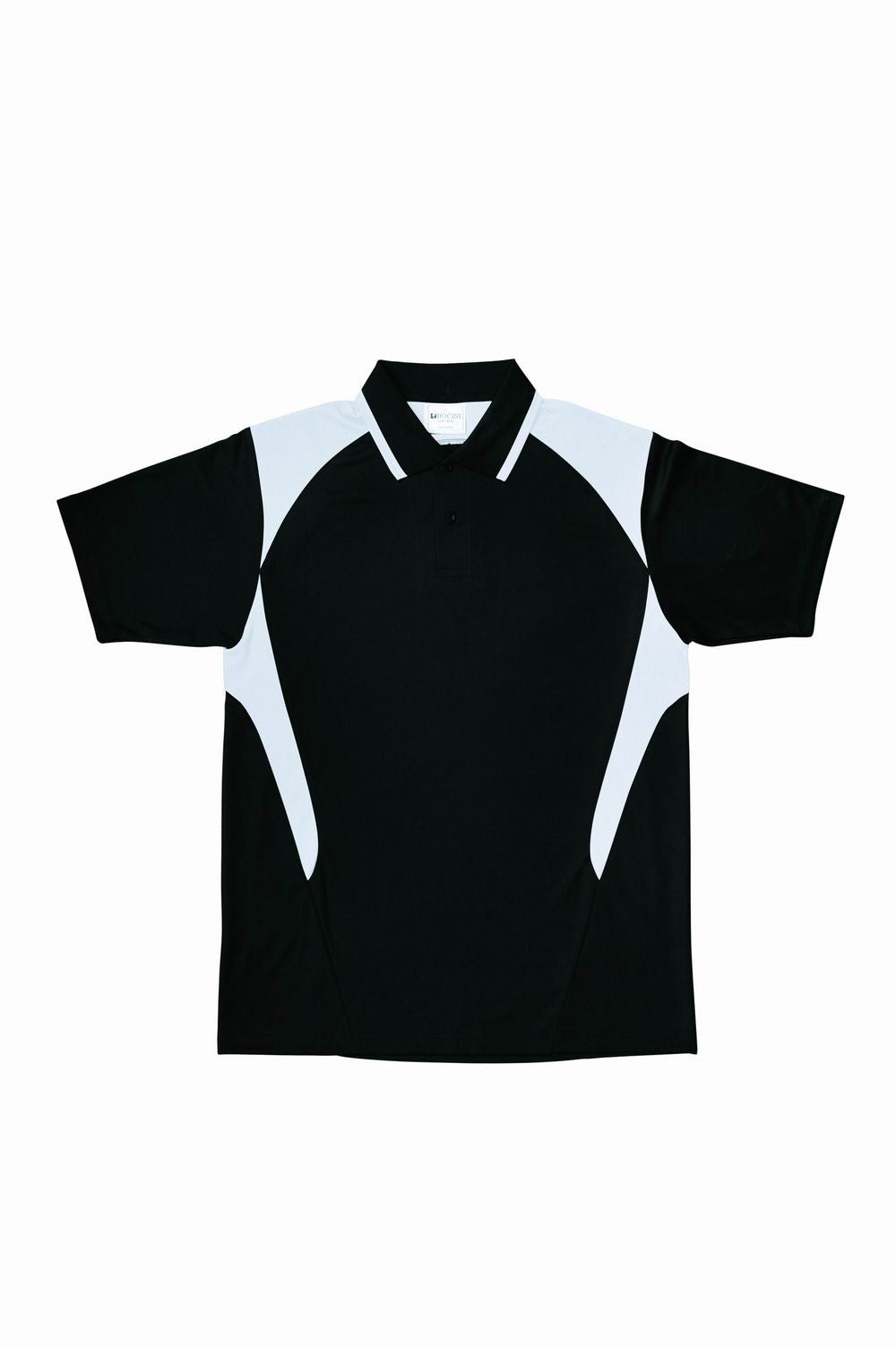 Active Polo - Black/White