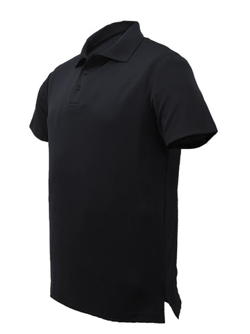 Smart Golf Polo - Black