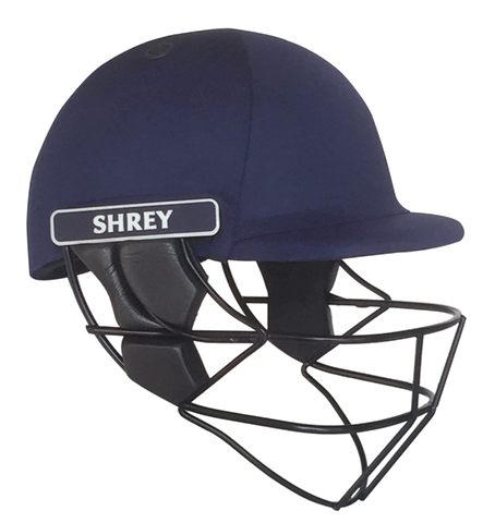 Shrey Armor 2.0 Cricket Helmet - Navy