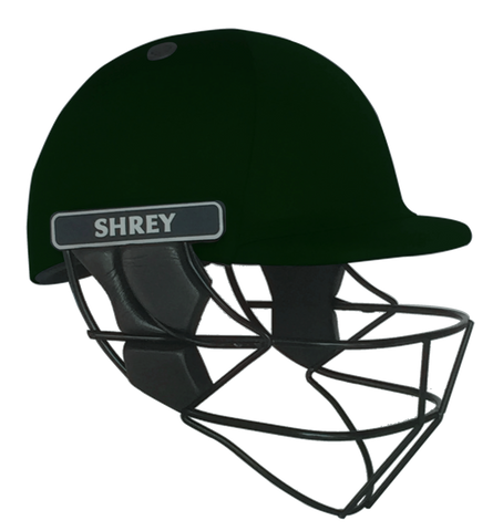 Shrey Armor 2.0 Cricket Helmet - Green