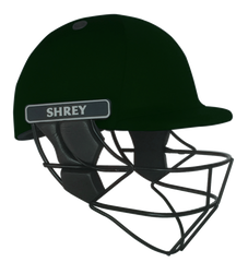 Shrey Armour Helmet - Green