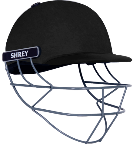 Shrey Performance 2.0 Cricket Helmet - Black