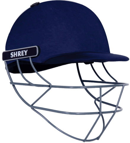 Shrey Performance 2.0 Cricket Helmet - Navy