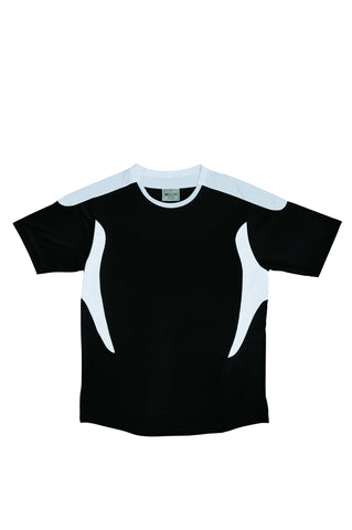 Kids All Sports Football Jersey - Black/White