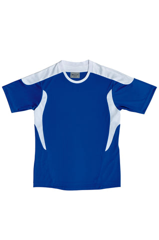 Kids All Sports Football Jersey - Royal/White
