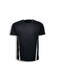 Elite Sports Tee - Black/White
