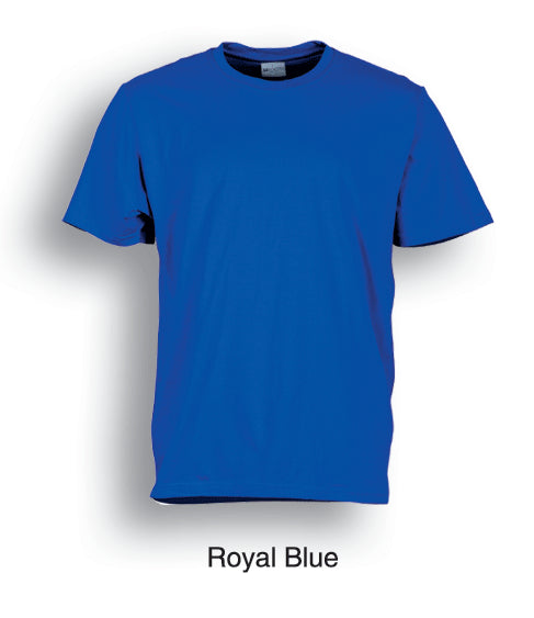 Cotton Tee - Royal Blue